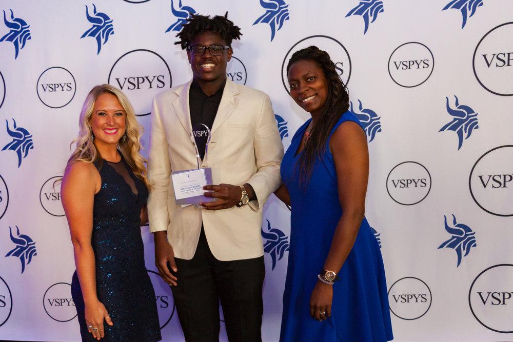 Nana Osafo-Mensah | Male Athlete of the Year