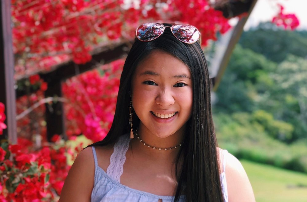 Hayle Chen (c/o 2019) - Editor-in-chief