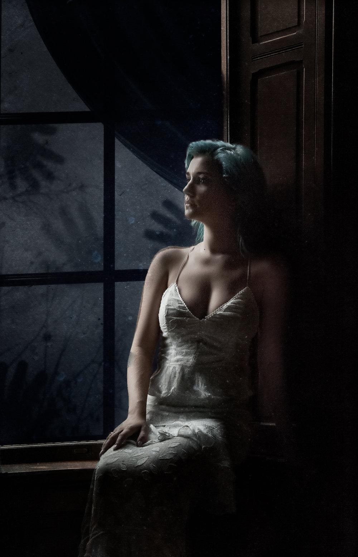The Blue Widow