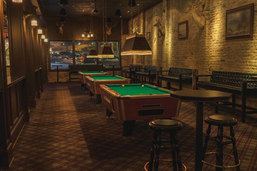 Seven Grand Whiskey Bar in the heart of Downtown; Attached to Las Perlas - 20-275 GUESTS