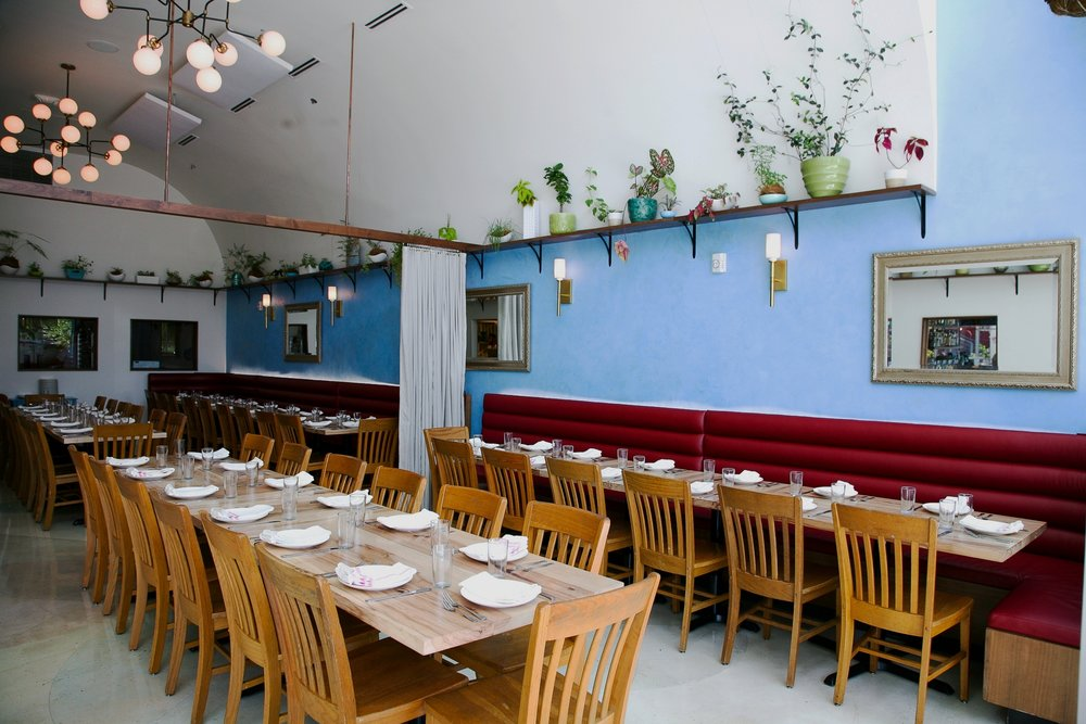 L'Oca d'Oro - House-made Italian Restaurant in the Mueller District - 10-120 GUESTS