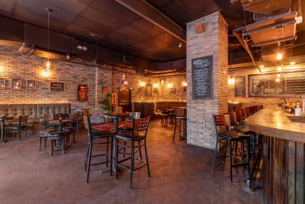 Main Indoor Bar