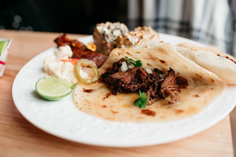 Asador Tacos Downtown Austin Catering