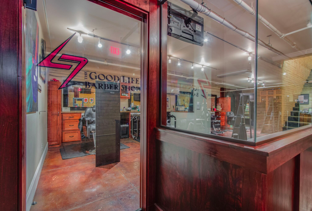 The Good Life Barber Shop Austin Texas