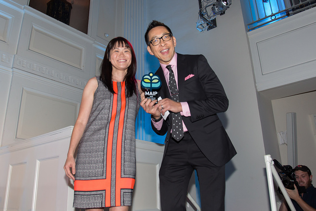 Tracy Wong, 2015   Chairman, Co-Founder   WONGDOODY