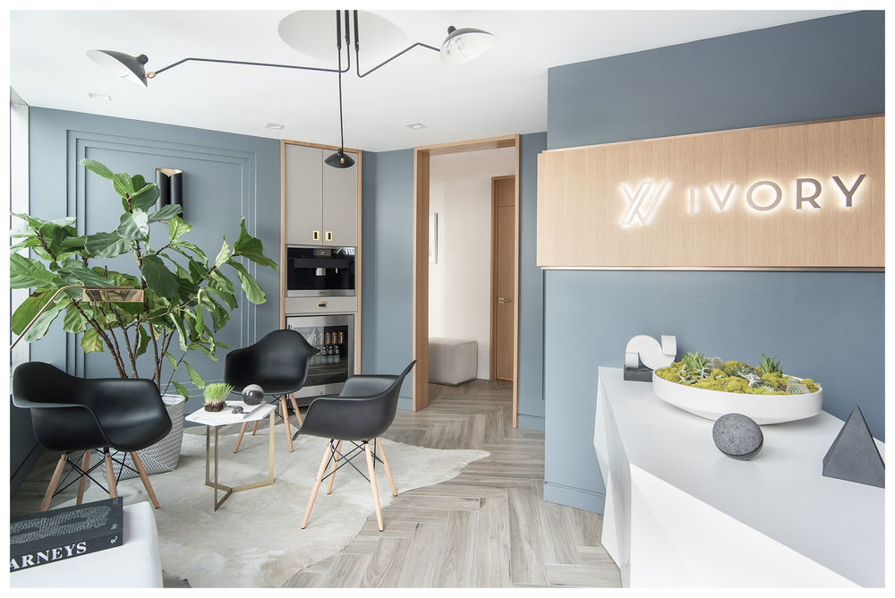 A SANCTUARY IN THE CITY CENTER - LUXE OFFICE FOR COMPLETE CARE
