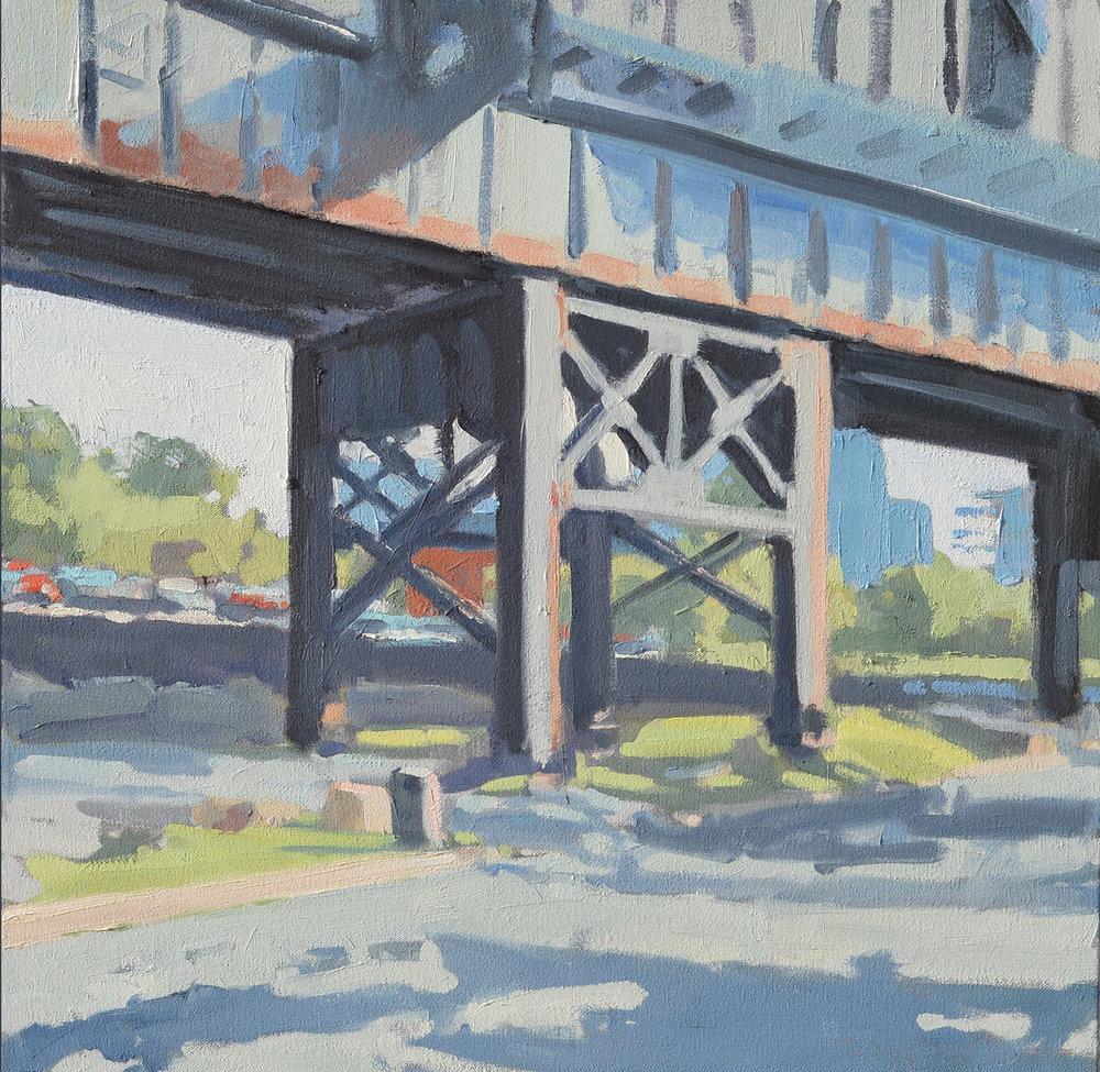 Rail Bridge Richmond