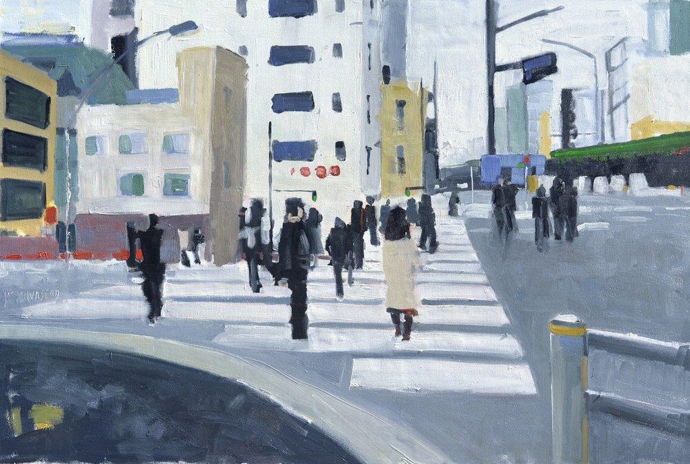 Tokyo Crosswalk