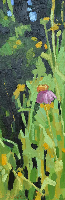Tall Wildflowers (Dark)
