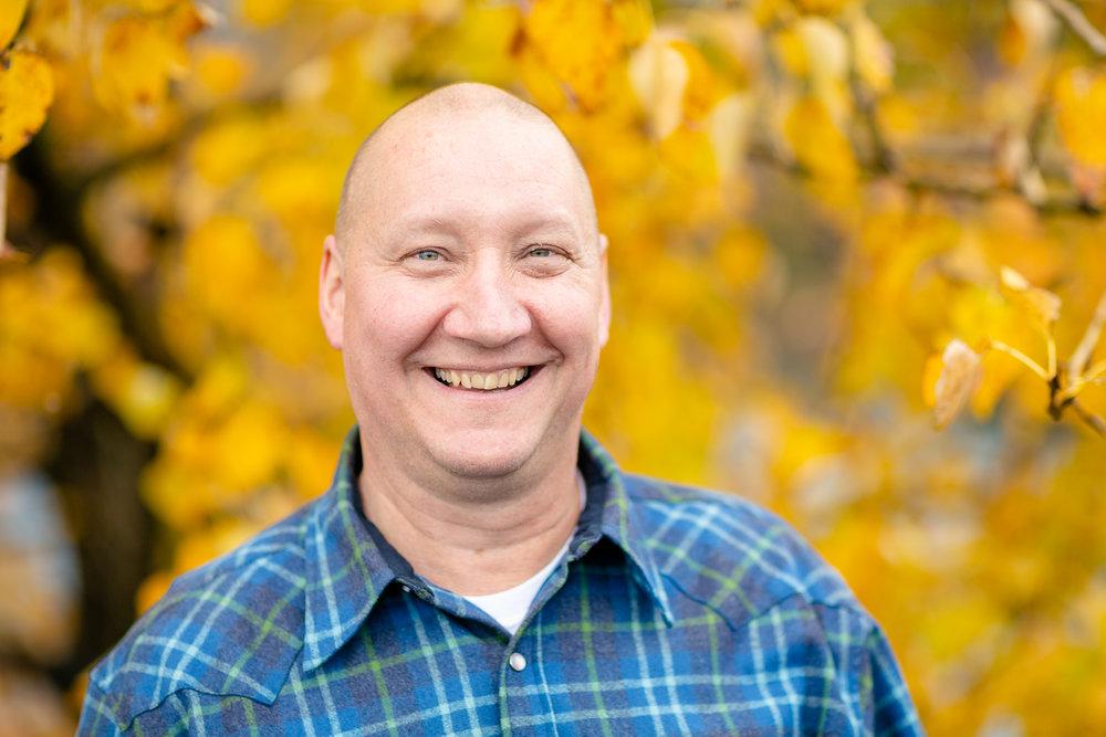 STEVE GRACE Lead Pastor    Email Steve →
