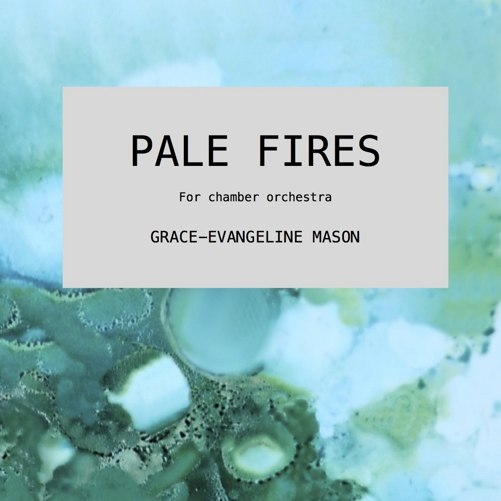 PALE FIRES (2017)