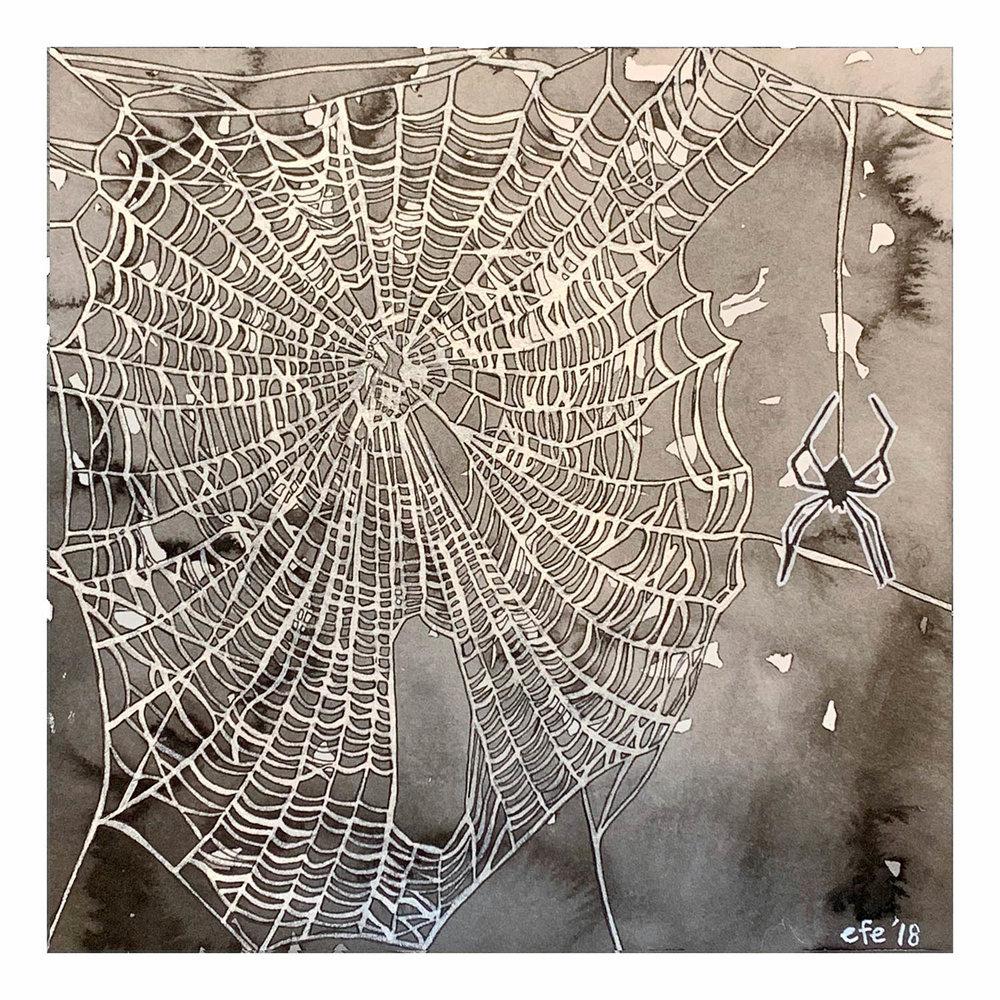 Day 27 - Arachnophobia