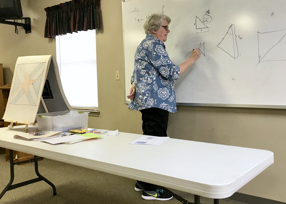 Jean walks us through quilt math