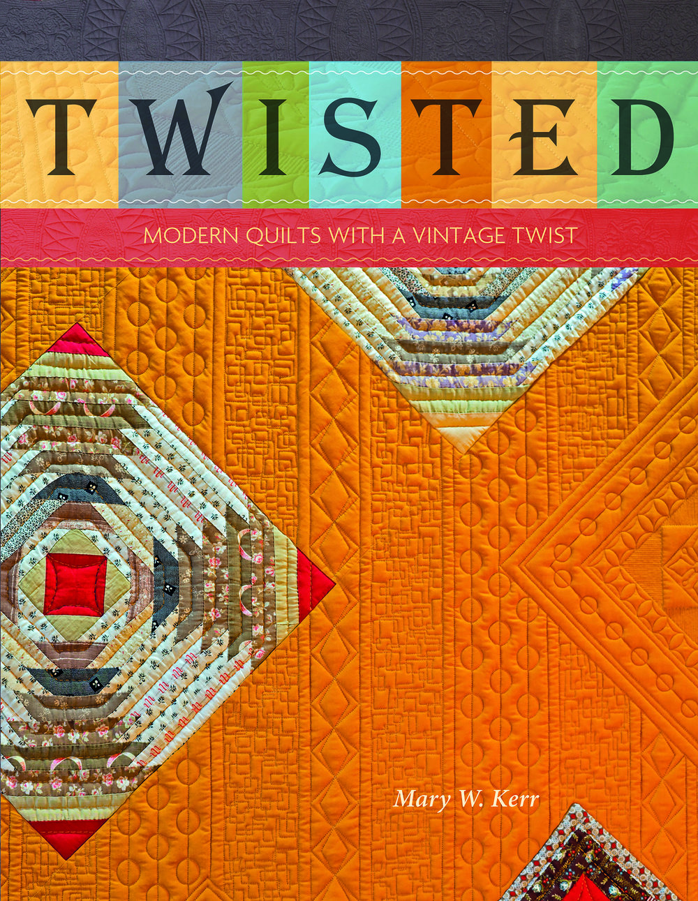 Mary Kerr's 2016 book  Twisted