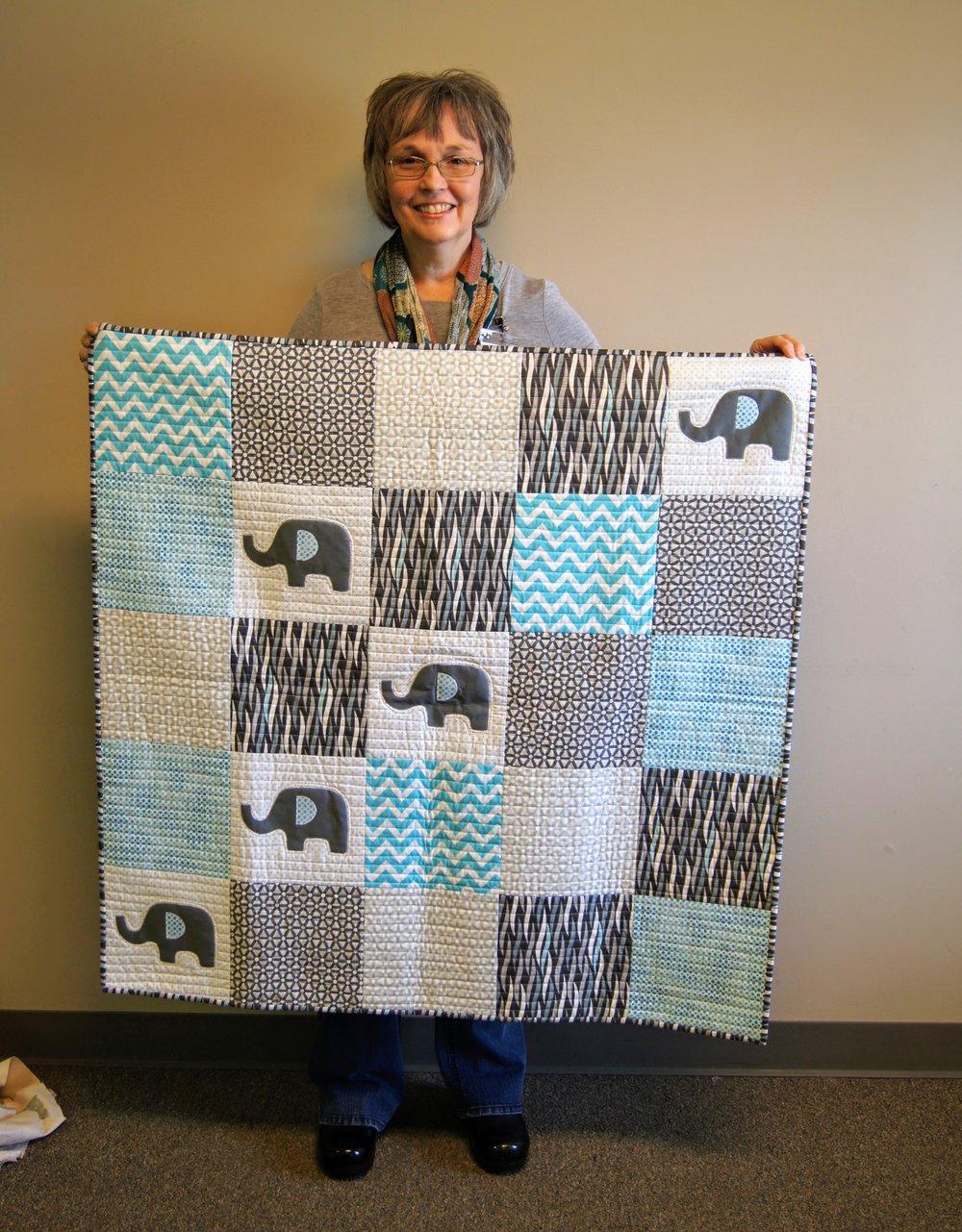 Patricia Steadman's adorable elephants