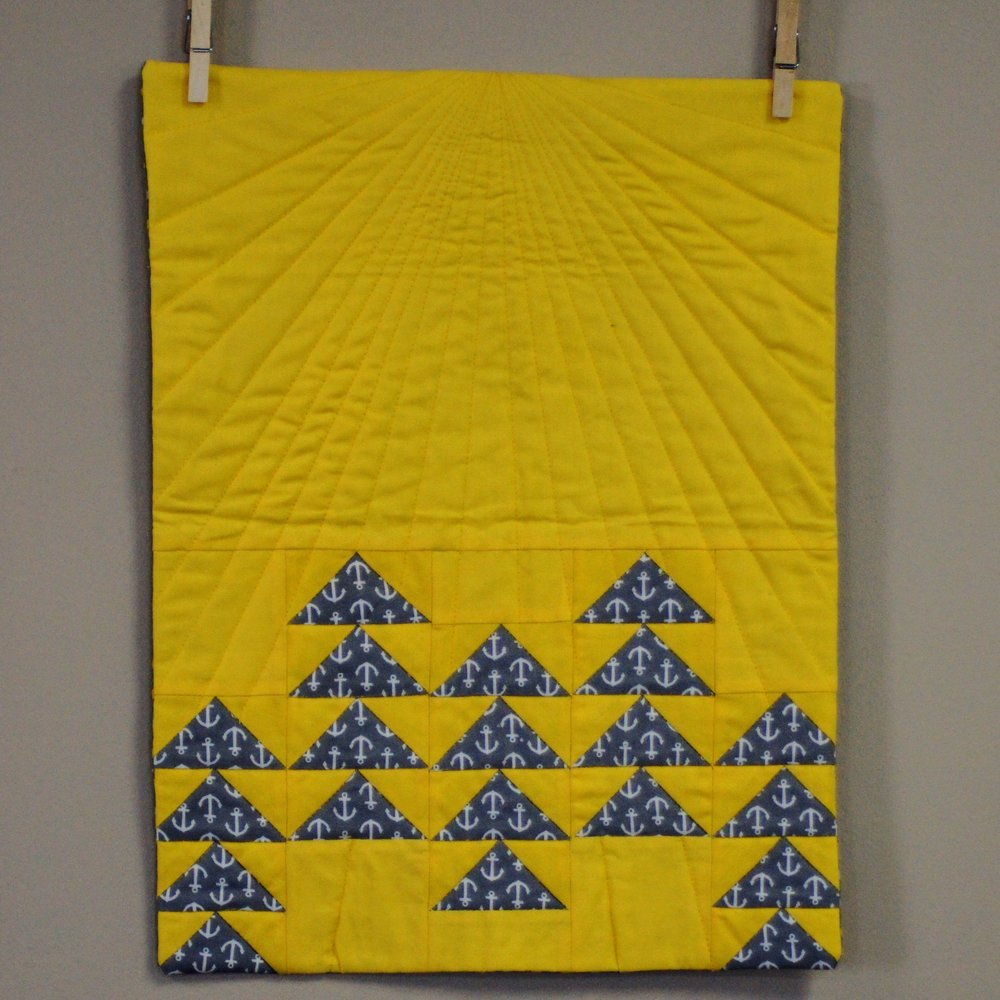 Quilt by Camille Miller