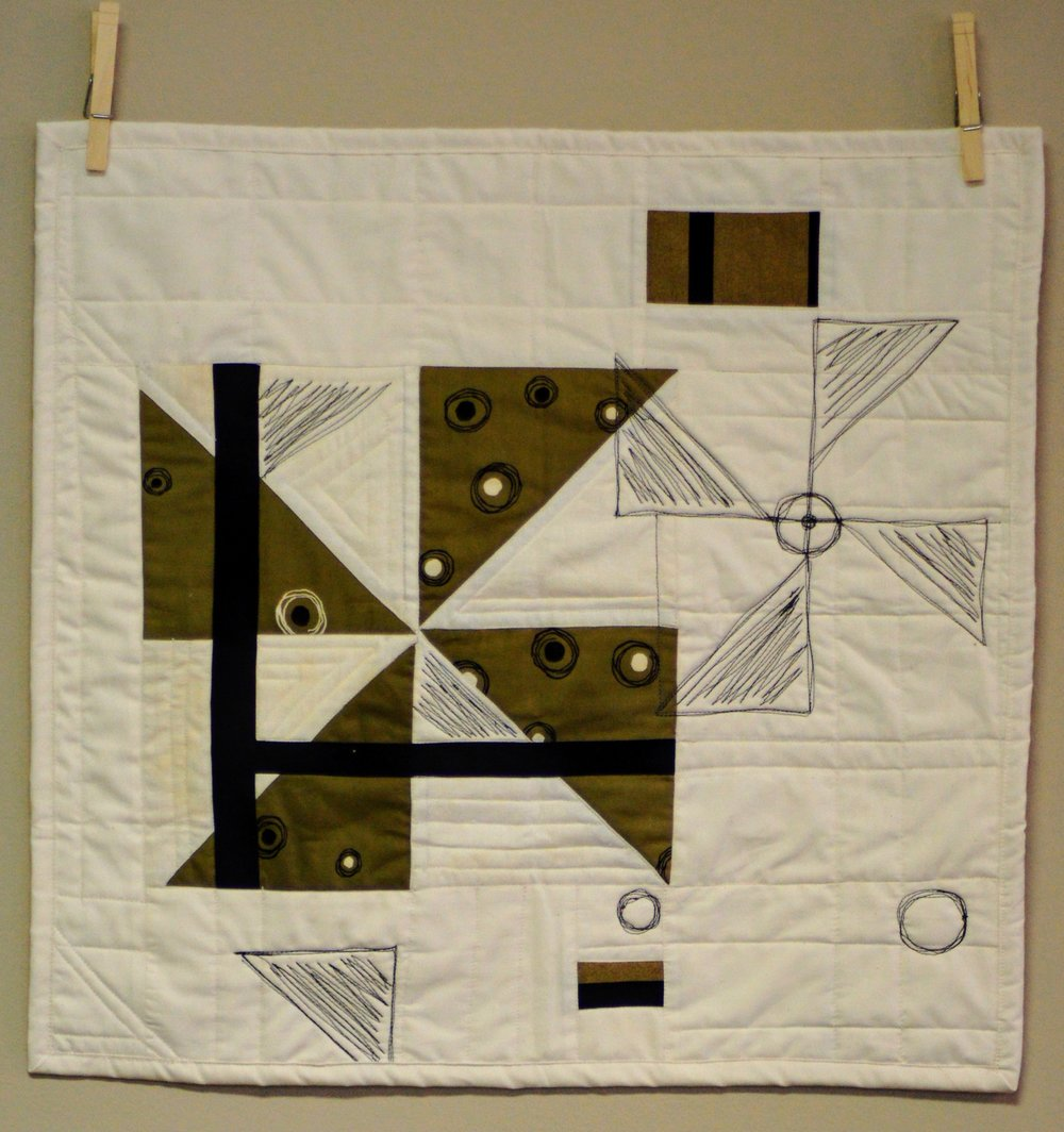 Quilt by Ann Hurley