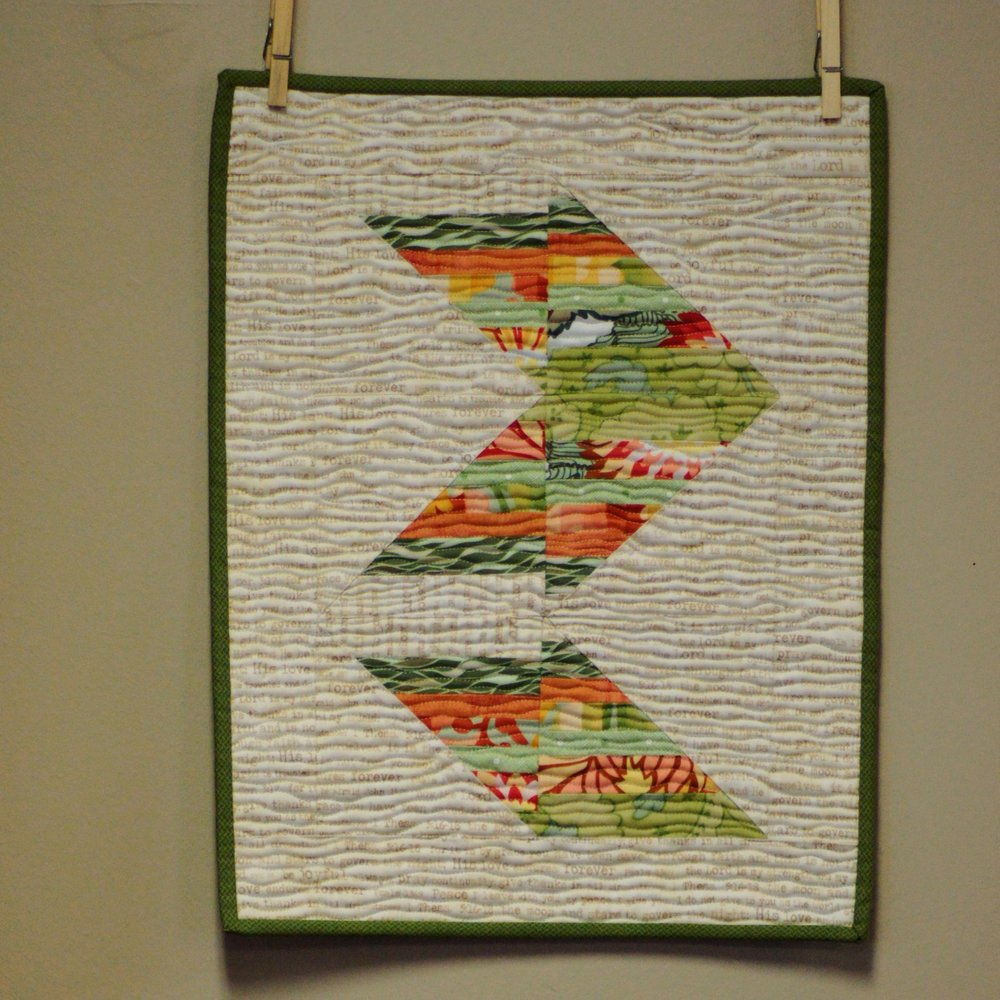 Quilt by Carolyn Ripee