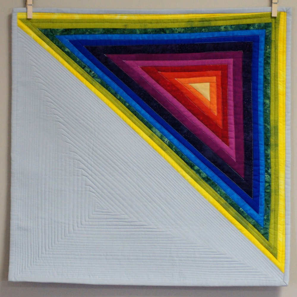 Quilt by Nancy Packard