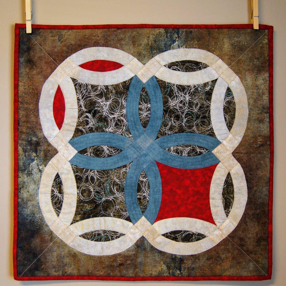 Quilt by Karen Downer