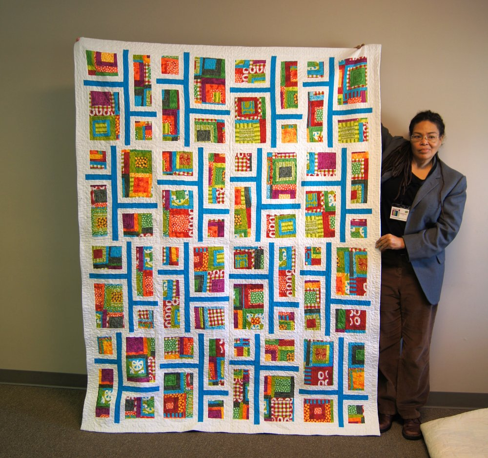 Quilt by Vanessa King