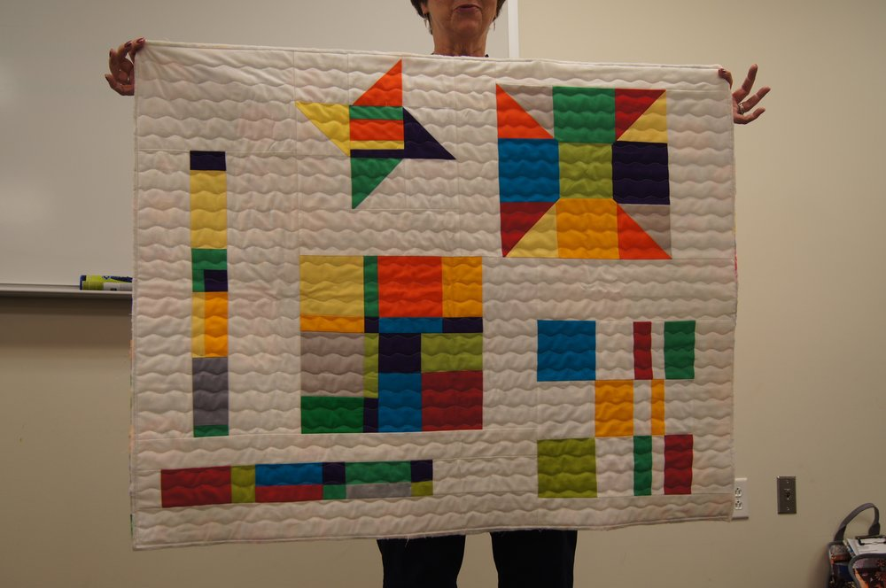 Quilt by Kate Trundle