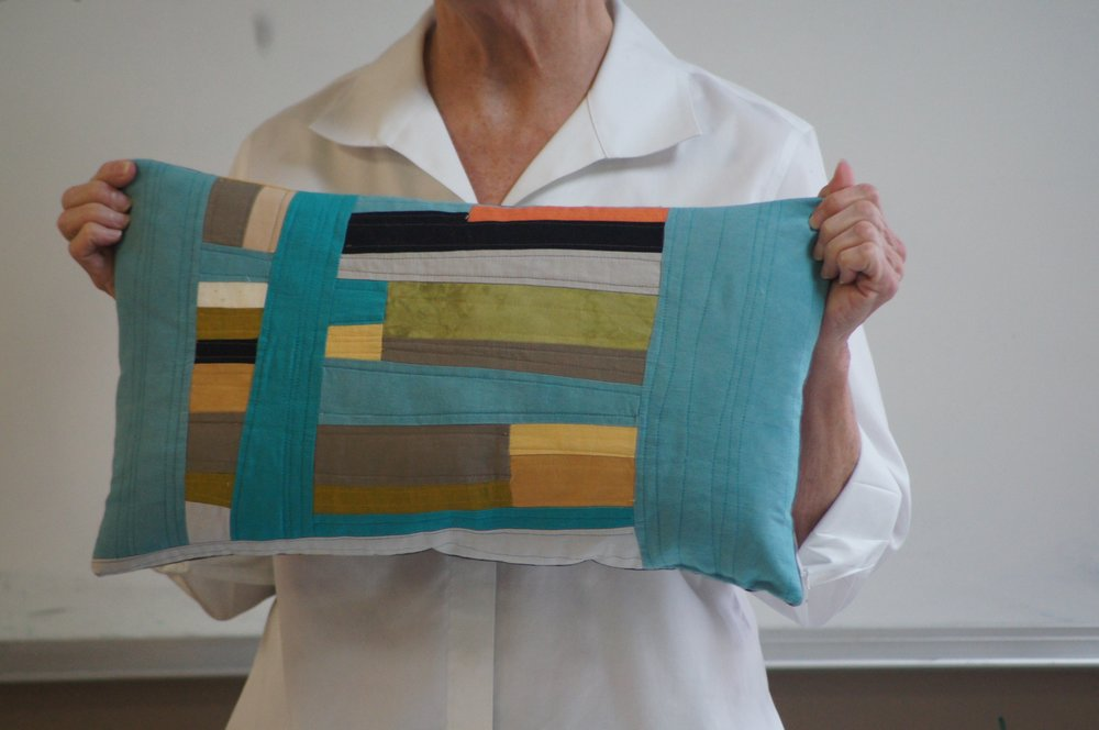 Pillow by Mary Keasler