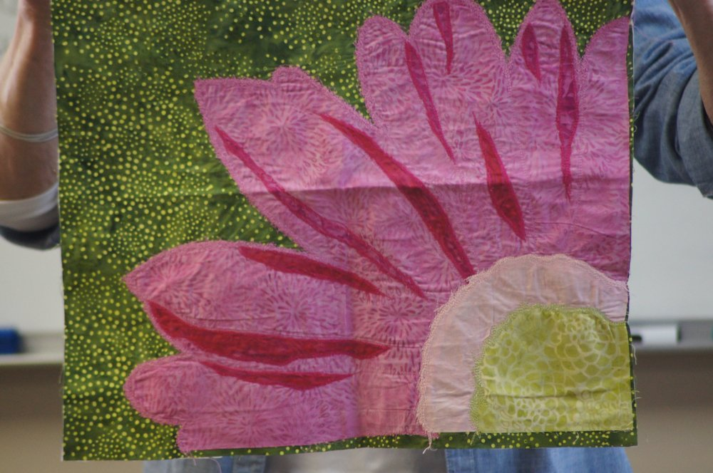 Quilt by Michele Leonard
