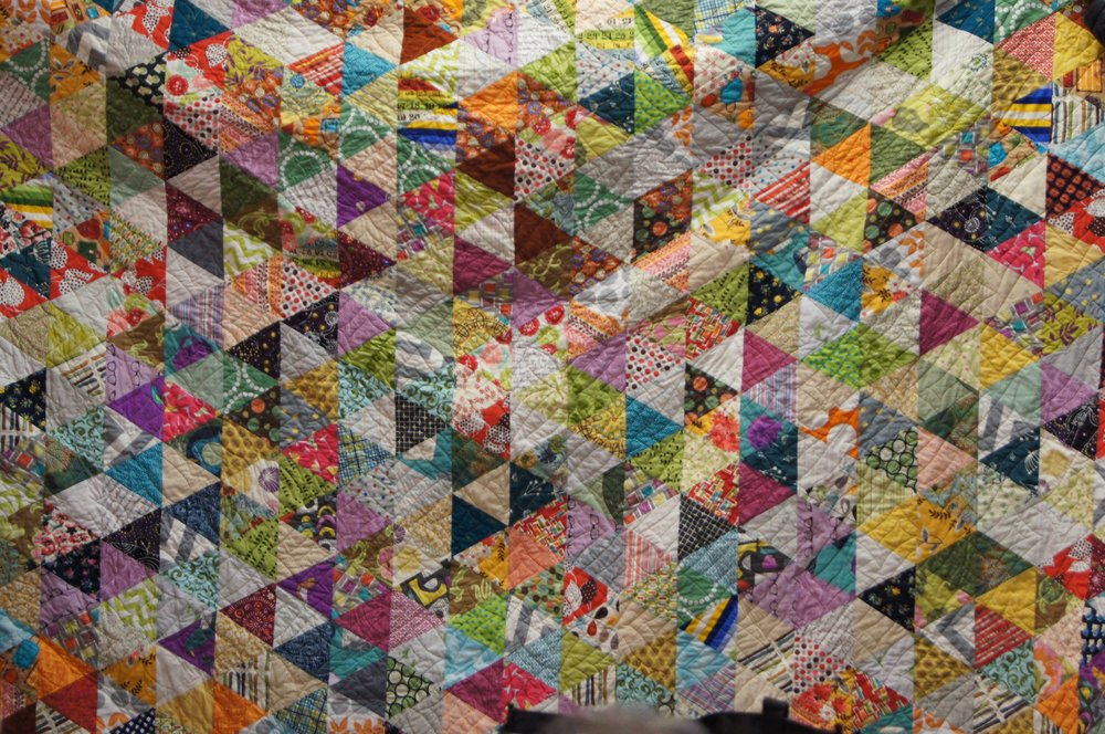 Quilt by Janet Suber