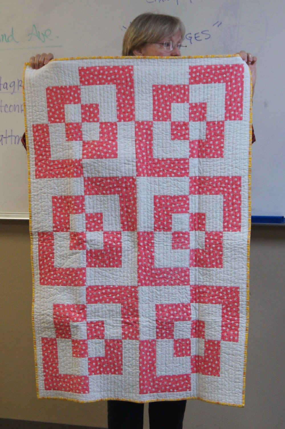 Quilt by Kathleen McMullen