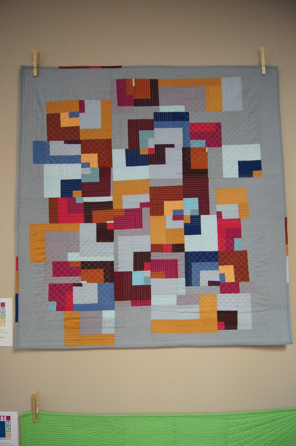 Quilt by Audrey Workman