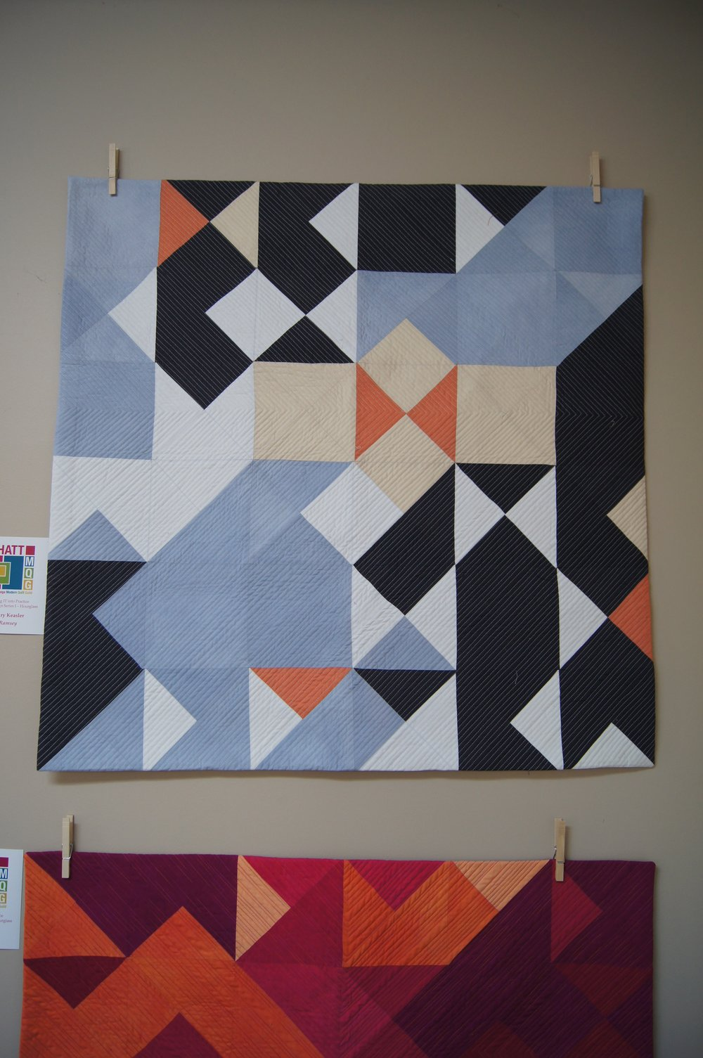 Quilt by Mary Keasler
