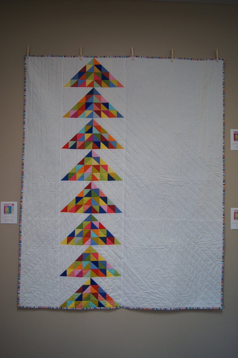 Quilt by Joan Thornbury