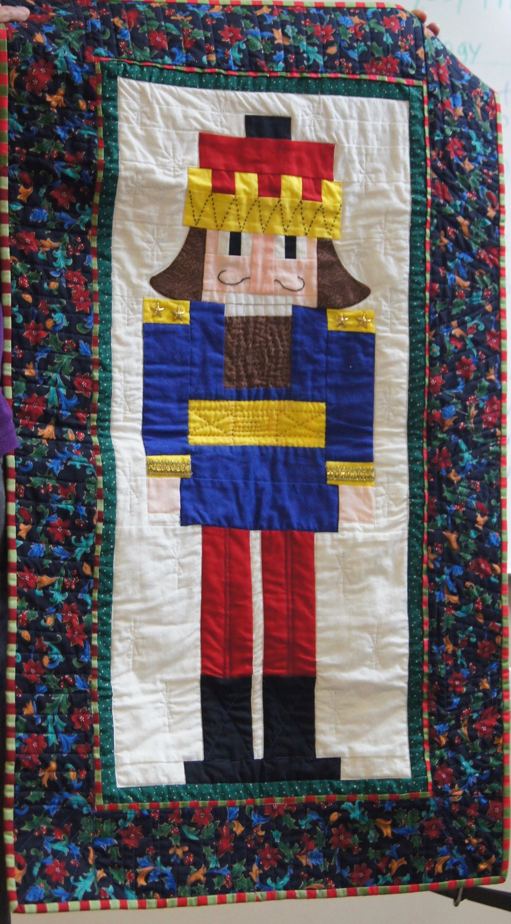 Quilt by Toni Faidley