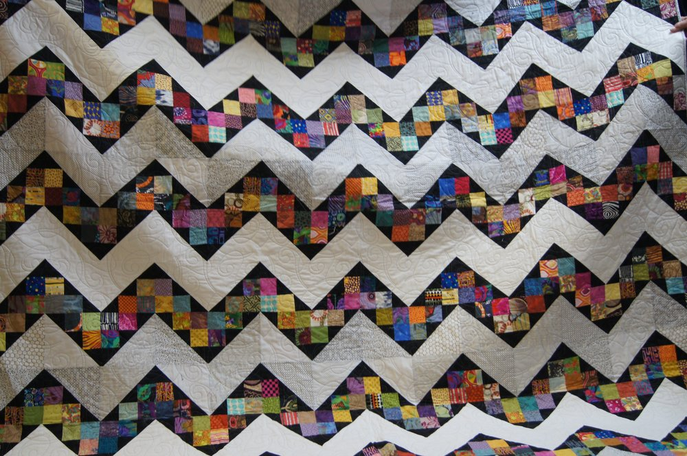 Quilt by Gerry Haywood