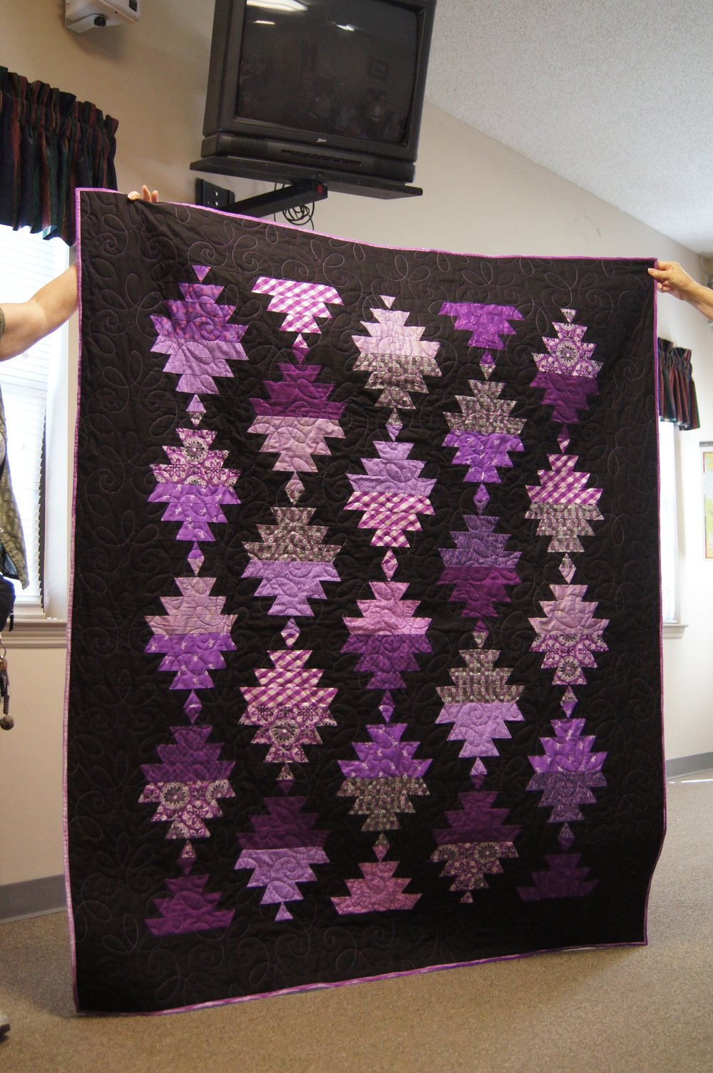 Quilt by Jackie Cory