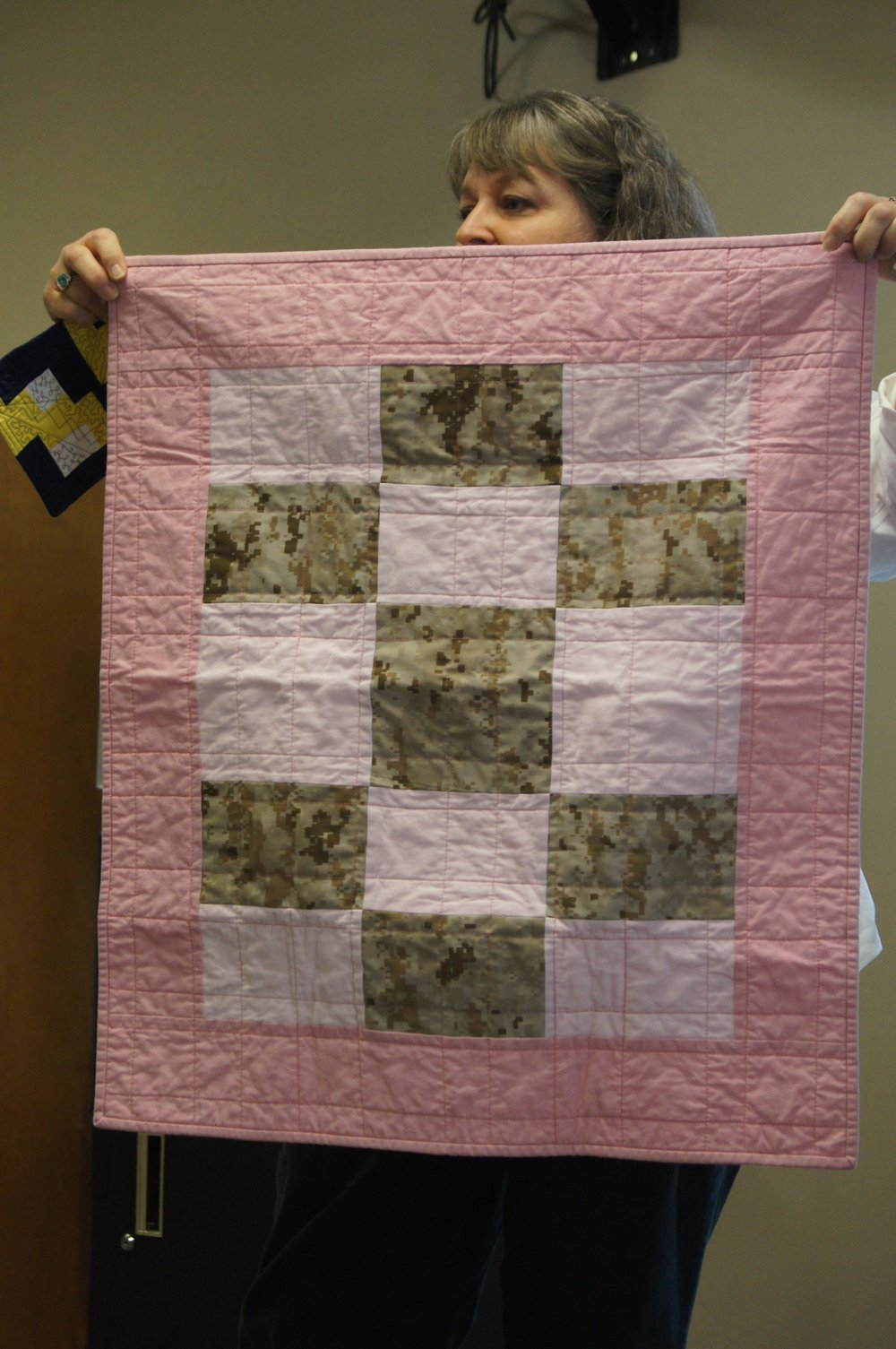 Quilt by Catherine Price