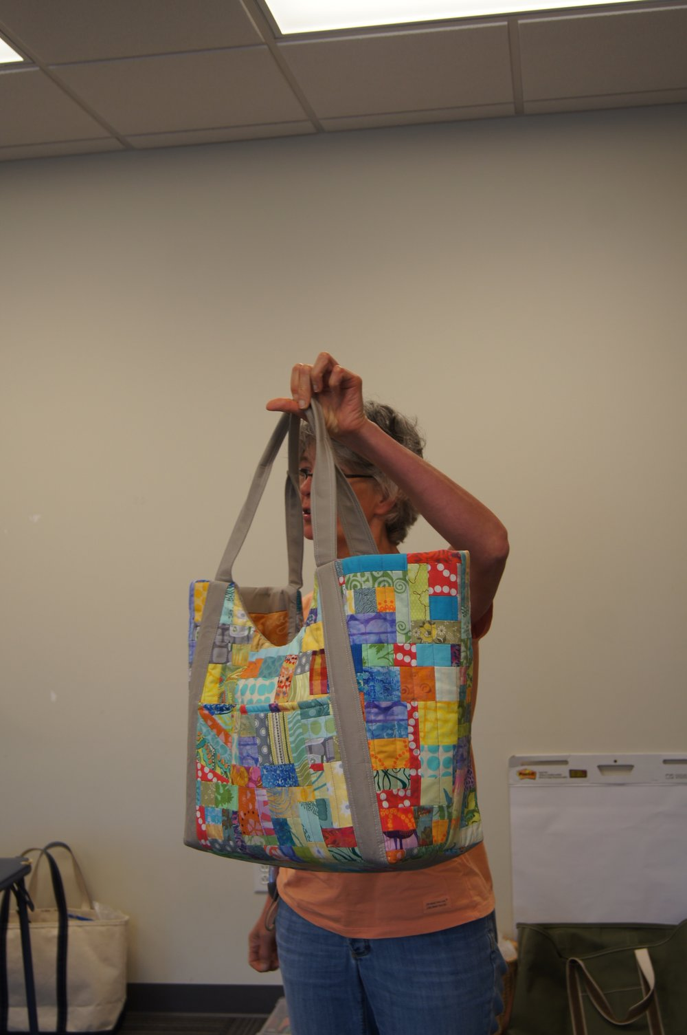 Bag by Audrey Workman