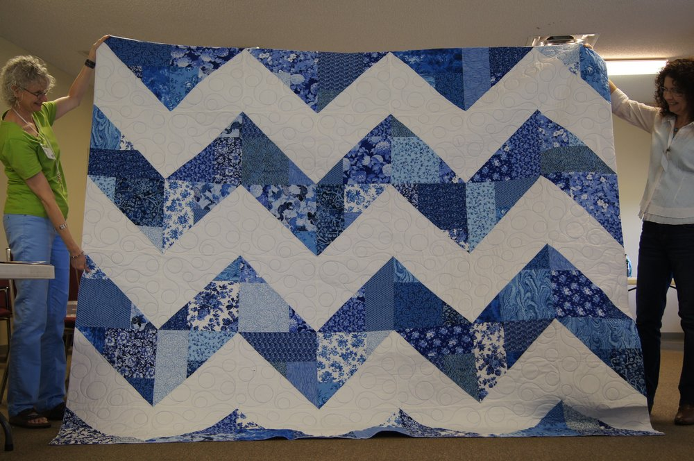 Quilt by Melissa Klingensmith