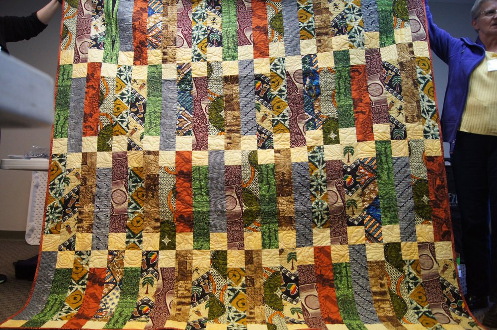 Quilt by Karen Sperry