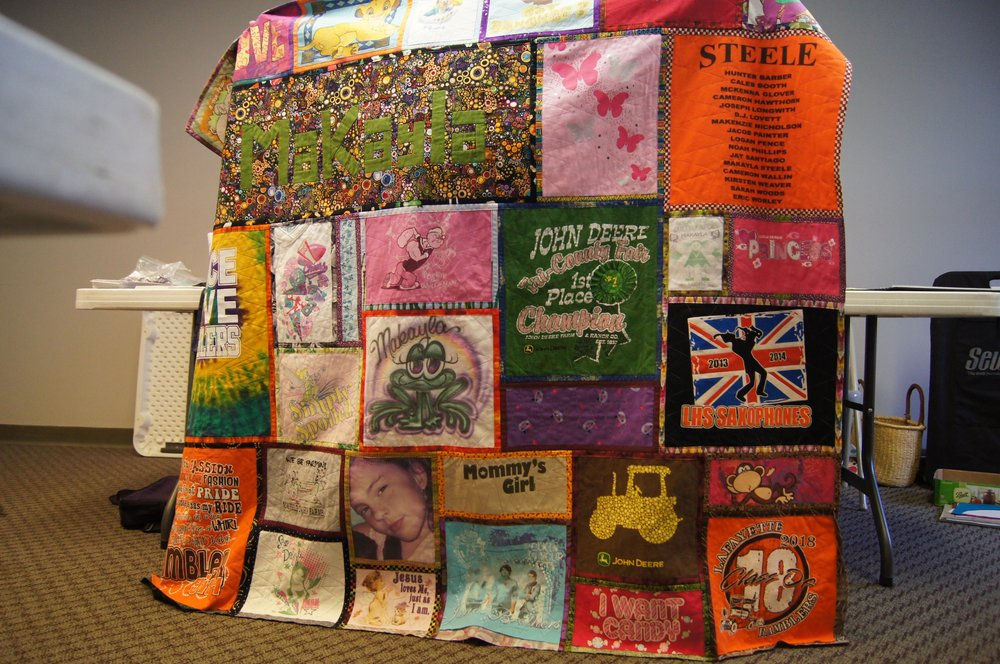 Quilt by Martha Steele