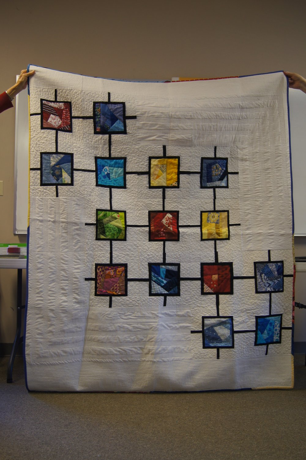 Quilt by Martha Griffin