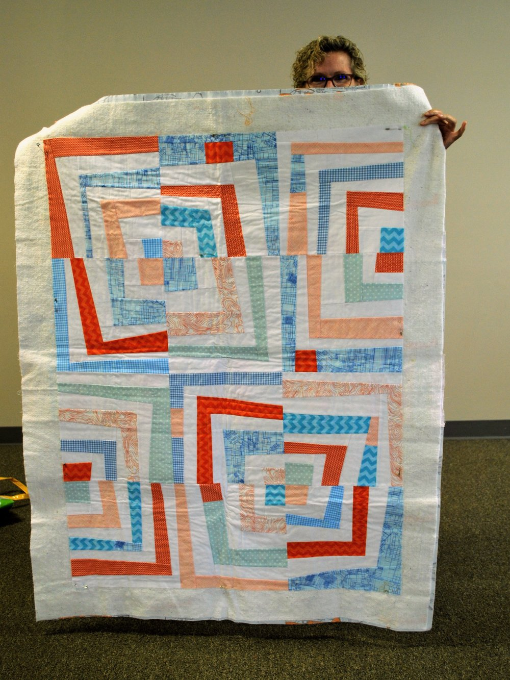 Quilt by Leslie Wade