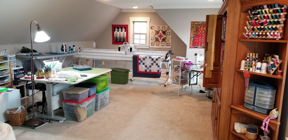 Lifting Sewing Table
