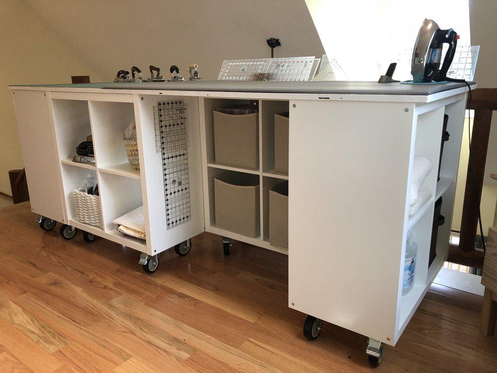 IKEA KALLAX Cutting Table