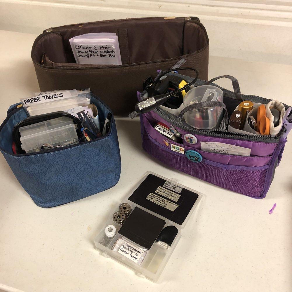 Portable Storage Sets