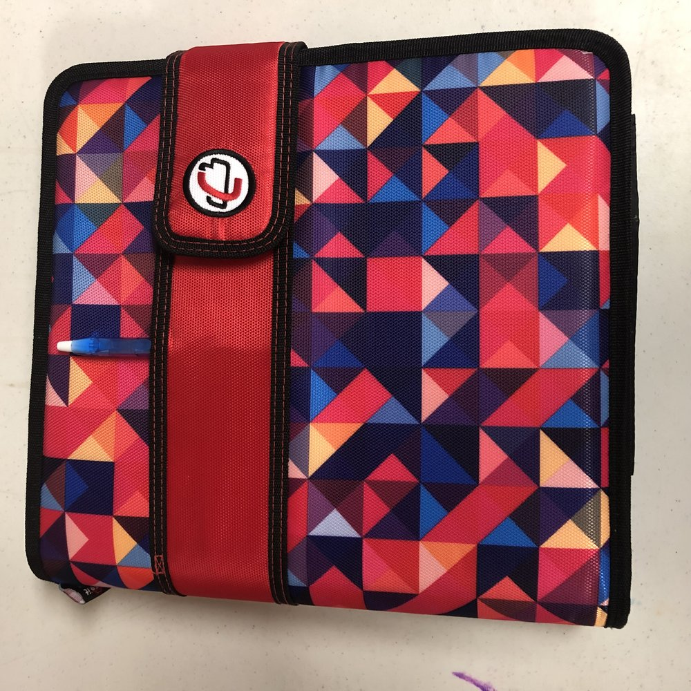 Trapper Keeper Notebooks