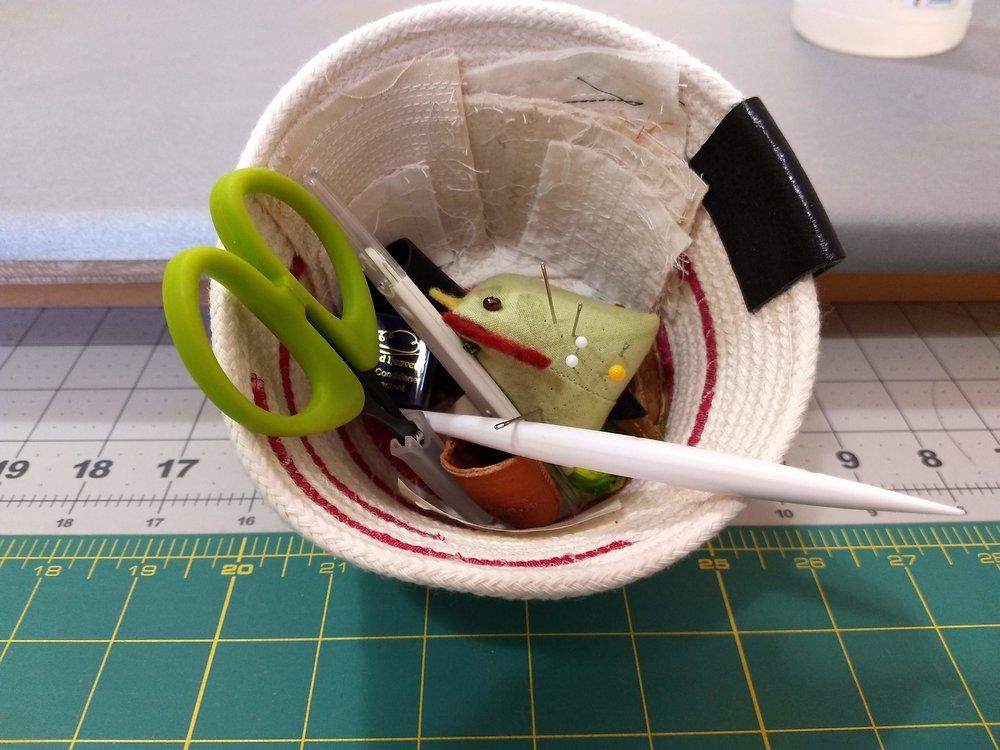 Decorative Rope Bowl