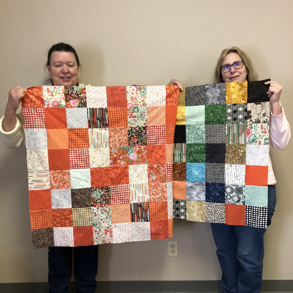 Beverly's Granddaughter's Quilts