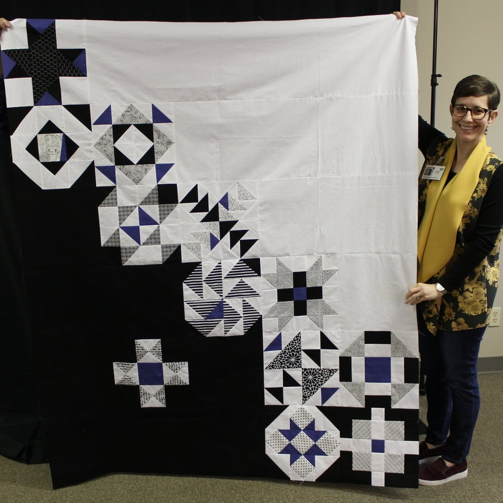 Kelly's Sampler Quilt